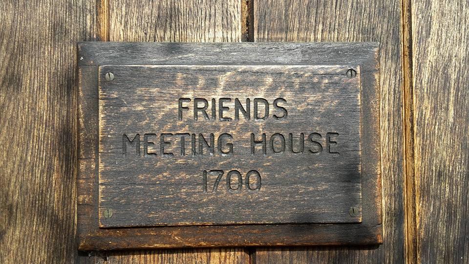 Dolobran Friends Meeting House 1700